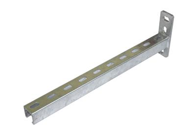 Sistemi Fissaggio Mensole.Mensola In Profilo 41x41 Asolato